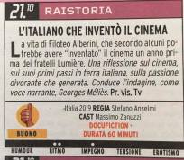 Film TV Alberini